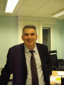RICAUD Laurent - Directeur général des services