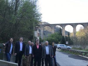 Visites de chantiers en nord Ardèche