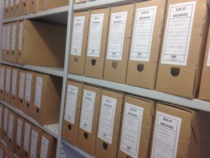 Ardèche Habitat, le SEBA, le SDIS et le SDE 07 mutualisent une archiviste