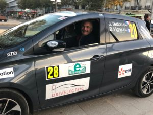 Mobilité électrique : le SDE 07 a participé au 3ème eRallye Monte-Carlo