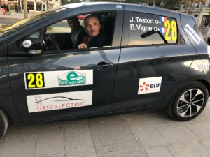 Eborn participe au 4 ème eRallye Monte-Carlo