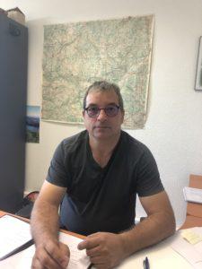 LAUZIER Daniel- Chargé d'affaires service Electrification