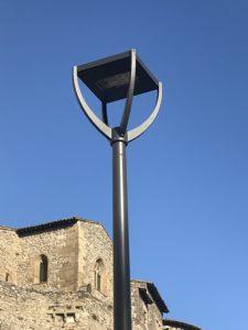 Avec l'aide du SDE 07 la commune de Tournon-sur-Rhône remplace 600 luminaire vétustes