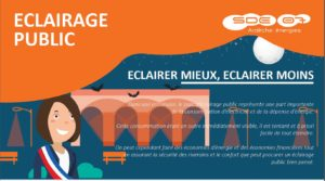 Eclairer mieux, consommer moins