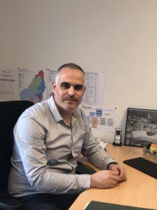BENOIT Mathieu - Chargé de mission RH et marchés publics