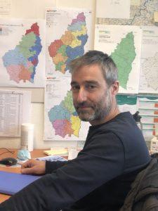 ARNAUD Raphaël - Chargé d'affaires service Electrification