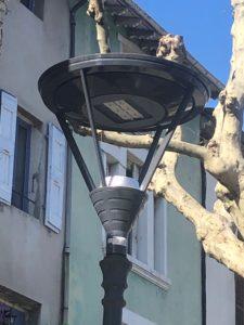 Eclairage public. 706 points lumineux remplacés à La Voulte-sur-Rhône