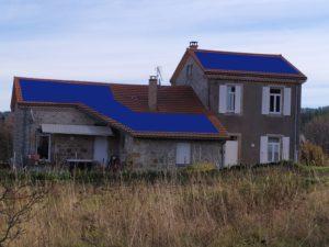 Photovoltaïque : Saint-Jean-Roure devient commune à énergie positive