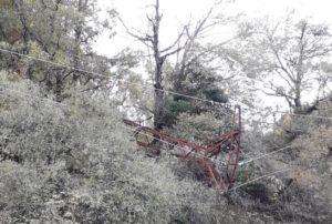 Dégâts neige : le SDE 07 a débuté la reconstruction des réseaux électriques