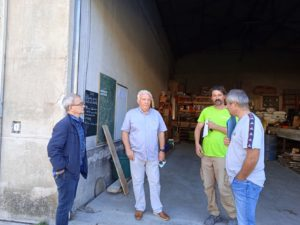 Saint-Pierre-de-Colombier devient commune à énergie positive